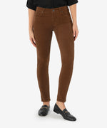 Diana Corduroy Relaxed Fit Skinny (Maple) Main Image