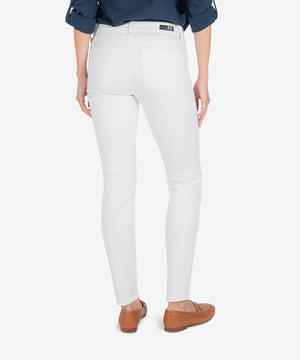 Diana Relaxed Fit Skinny, Exclusive (White)-New-Kut from the Kloth