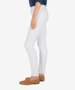 Diana Relaxed Fit Skinny, Exclusive (White) Hover Image