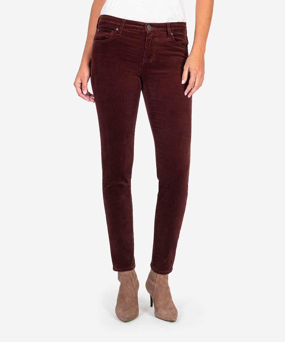 Diana Relaxed Fit Corduroy Skinny, Exclusive (Date)