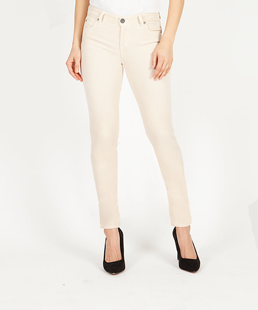 Diana Corduroy Relaxed Fit Skinny, Exclusive (Buff)