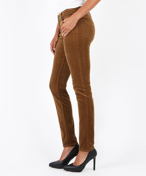 Diana Relaxed Fit Corduroy Skinny-New-Kut from the Kloth