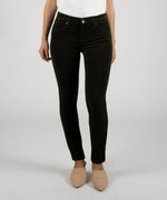 Diana Corduroy Relaxed Fit Skinny, Petite (Army Olive) - Final Sale Main Image