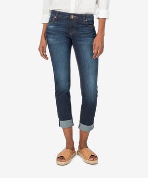 Catherine Boyfriend (Adaptability Wash)-Denim]-Kut from the Kloth