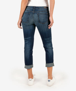 Catherine Boyfriend, Exclusive (Awakening Wash)-Denim-Kut from the Kloth