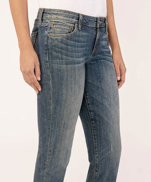 Premium Heritage Catherine Boyfriend (Union Wash)-PREMIUM HERITAGE DENIM-Kut from the Kloth