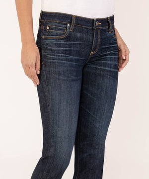 Premium Heritage Catherine Boyfriend (Jackson Wash - Eco Friendly)-PREMIUM HERITAGE DENIM-Kut from the Kloth
