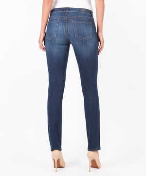 Stevie Straight Leg (Admiration Wash)-Denim-Kut from the Kloth