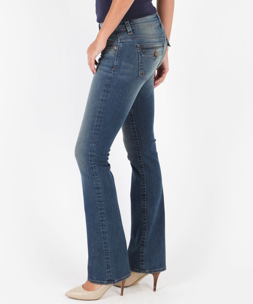 Kate-Low Rise Bootcut, Exclusive (Congratulate Wash)-Kut from the Kloth