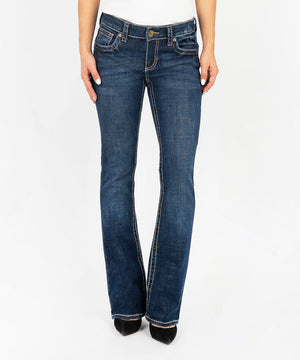 Natalie Bootcut, Petite (Vagos Wash)-Kut from the Kloth