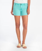 Gidget Fray Short (Sea Green) Main Image