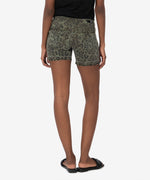 Alice Animal Print Short Hover Image