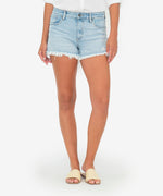 Jane High Rise Short (Adrenaline Wash) - BACK IN STOCK Main Image