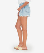 Jane High Rise Short (Adrenaline Wash) Hover Image