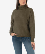 Hailee Turtleneck Sweater Main Image