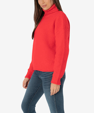 Hailee Turtleneck Sweater-New-Kut from the Kloth