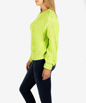 Maite Chunky Knit Sweater-New-Kut from the Kloth