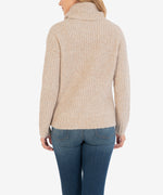 Evea Sweater (Light Camel) Hover Image