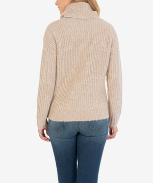 Evea Sweater (Light Camel)