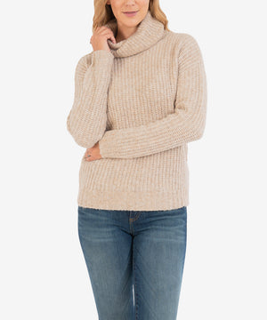 Evea Sweater (Light Camel)-New-Kut from the Kloth
