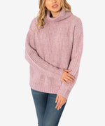 Evea Sweater (Mulberry) Main Image