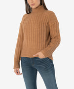 Leona Turtleneck Sweater Main Image