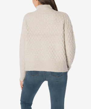 Adah Sweater (Oatmeal)-New-Kut from the Kloth