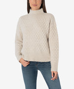 Adah Sweater (Oatmeal) Main Image