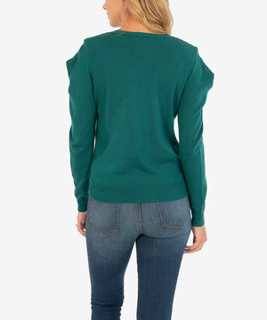 Fauna Sweater (Forest)-New-Kut from the Kloth