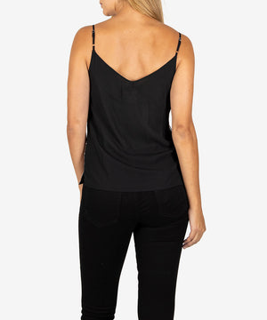 Poppy Sequin Tank Top-New-Kut from the Kloth