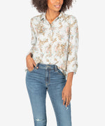 Dakota Floral Blouse Main Image