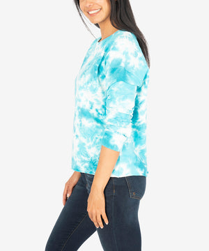 Michaela Tie-Dye Sweatshirt-New-Kut from the Kloth