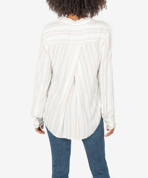 Midori Button Down Top-New]-Kut from the Kloth