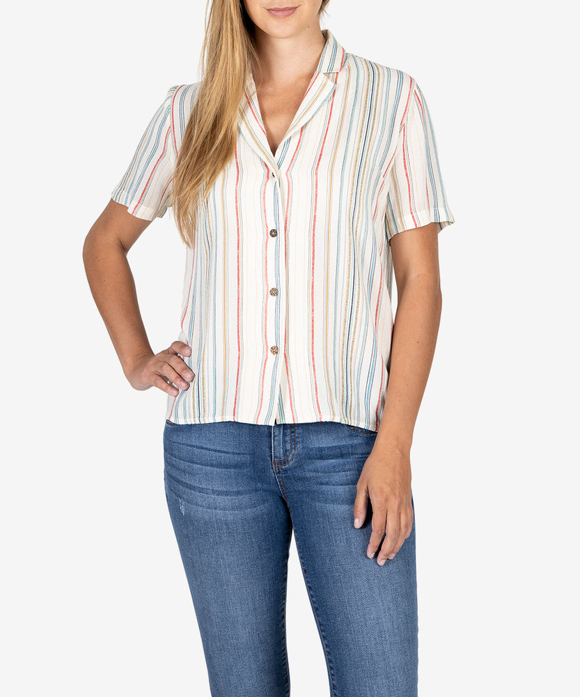 Rakel Button Down Blouse