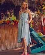 Dacey Tencel Maxi Dress Hover Image
