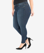 Mia High Rise Slim Fit Skinny, Plus (Moments Wash) Hover Image