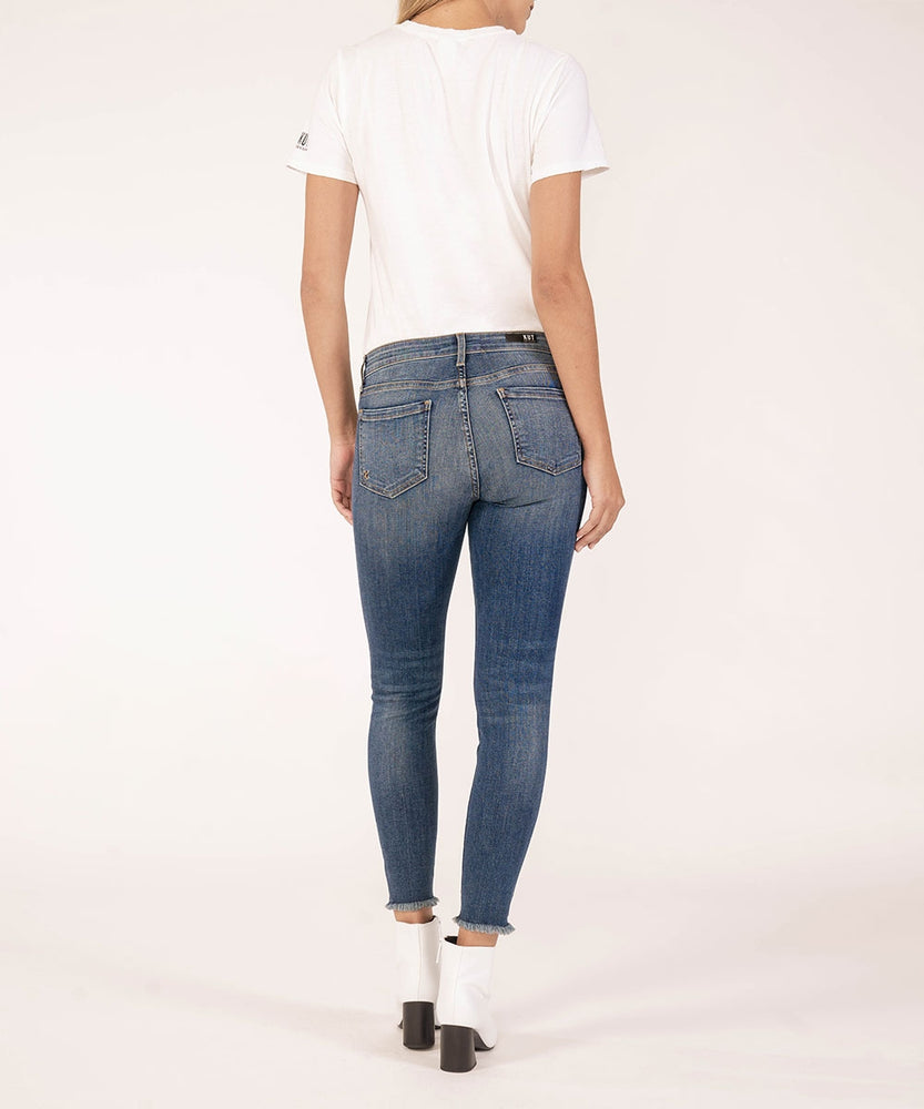Connie Slim Fit Ankle Skinny (Howard Wash, Exclusive)