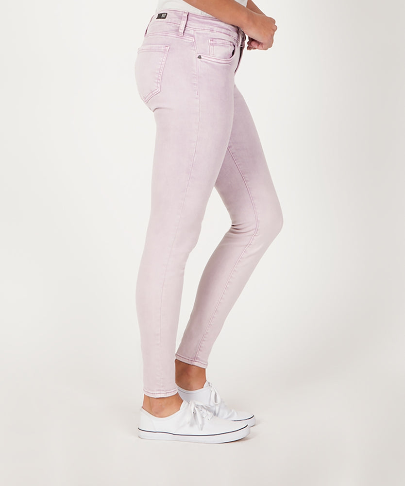 Donna Slim Skinny (Lilac Wash)-Kut from the Kloth