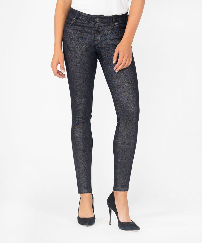 Connie Slim Fit Ankle Skinny (Charcoal Grey)