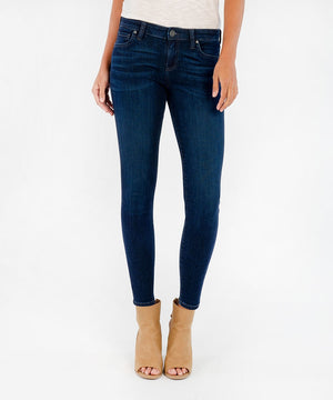 Connie Slim Fit Ankle Skinny (Influential Wash)-Kut from the Kloth