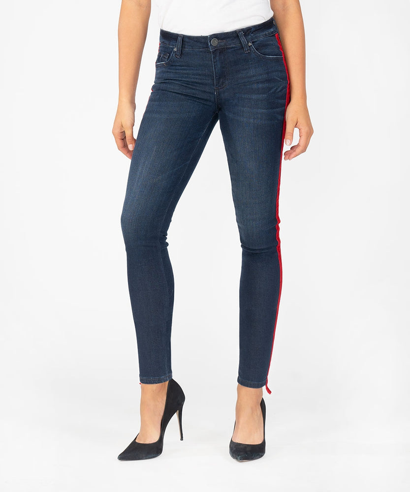Connie Slim Fit Ankle Skinny (Neighbor Wash)