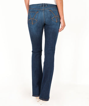 Natalie Kurvy Bootcut (Admiration Wash)-Denim-Kut from the Kloth