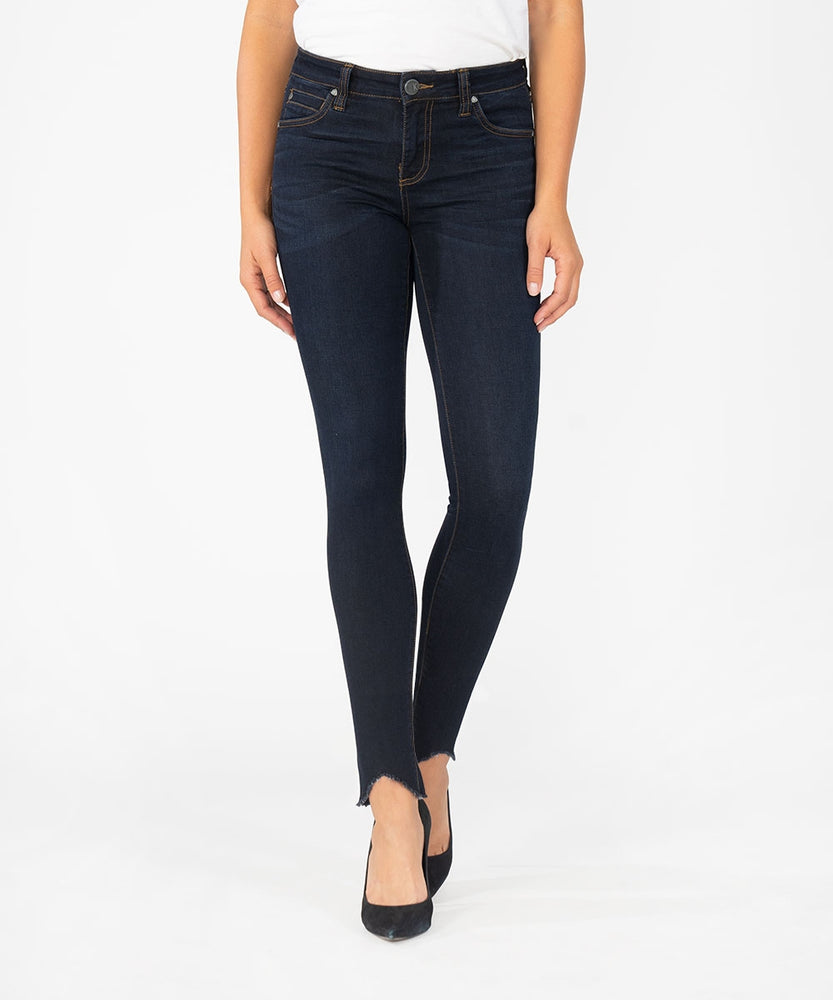 Connie Slim Fit Ankle Skinny (Sufficiency Wash)