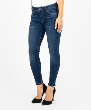 Donna Ankle Skinny, Petite (Lifetime Wash)