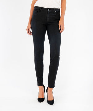 Diana Fab Ab Relaxed Fit, Exclusive (Black)-Kut from the Kloth