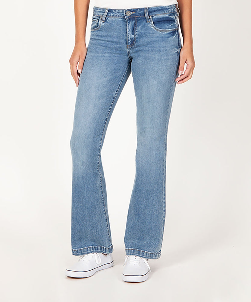Stella Relaxed Flare (Network Wash)
