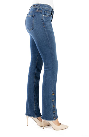 Kelsey Slim Boot Cut (Rapture Wash)-New-Kut from the Kloth