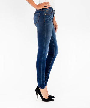 Mia Slim Fit Skinny (Awareness Wash)-Denim-Kut from the Kloth