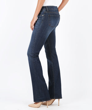 Natalie Bootcut (Exceptional Wash)-Denim-Kut from the Kloth