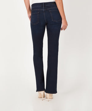 Natalie Bootcut, Short Inseam (Winsome Wash)-Denim-Kut from the Kloth